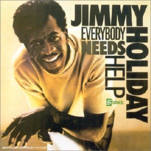 Image for 'Jimmy Holiday'