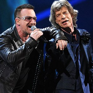 Image for 'U2 and Mick Jagger'