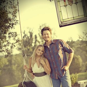 Image for 'Blake Shelton and Miranda Lambert'
