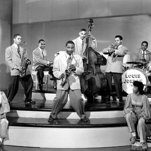Image for 'Louis Jordan & His Tympany Five'