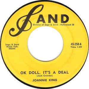 Image for 'Joannie King'