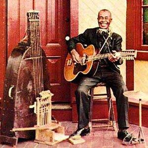Image for 'Jesse Fuller'