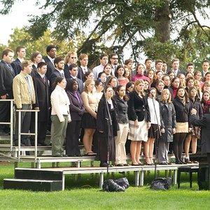 Immagine per 'Choir of Trinity College'