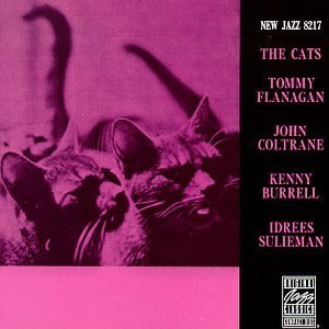 Image for 'John Coltrane, Tommy Flanagan, Kenny Burrell & Idrees Sulieman'