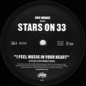 Image for 'Kris Menace Presents Stars On 33'