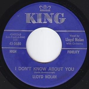 Image for 'Lloyd Nolan'
