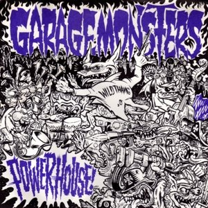 Image for 'Garage Monsters'