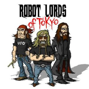 Image for 'Robot Lords of Tokyo'