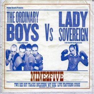 Image for 'The Ordinary Boys vs. Lady Sovereign'