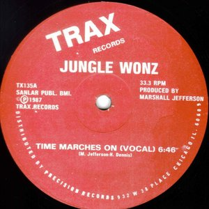 Image for 'Jungle Wonz'