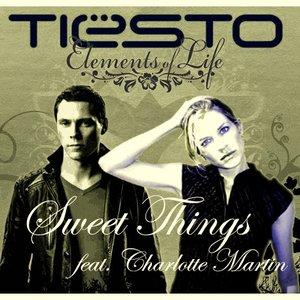 Immagine per 'Tiësto feat. Charlotte Martin'