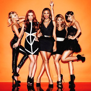 """The Saturdays""的封面"