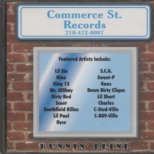 Image pour 'Commerce St. Records Presents'