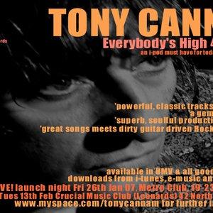 Image for 'Tony Cannam'
