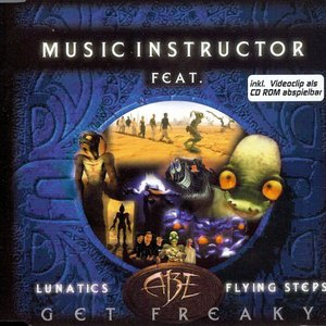 Image for 'Music Instructor feat. ABE Lunatics Flying Steps'