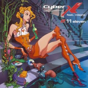 Image for 'Cyber X feat. misono'