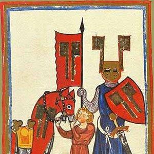 Image for 'Wolfram von Eschenbach'