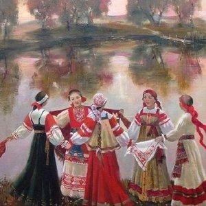 Bild für 'Русские Народные Песни'