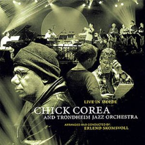 Imagem de 'Chick Corea And Trondheim Jazz Orchestra'