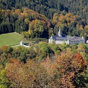 Bild für 'Choeur Des Moines De l'Abbaye De Tamié'