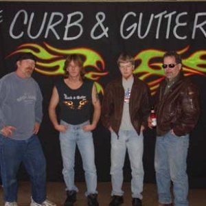 Image for 'Curb & Gutter Band'