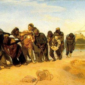 Image for 'Volga Boatmen'