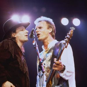 Image for 'U2 & Sting'