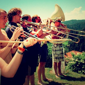 Immagine per 'Riot Jazz Brass Band'