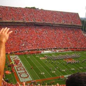 Image for 'Clemson University Tiger Band'