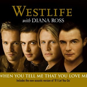 Image for 'Westlife with Diana Ross'