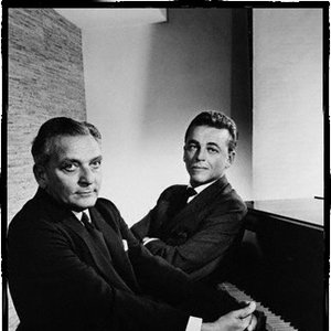Image for 'Alan Jay Lerner and Frederick Loewe'