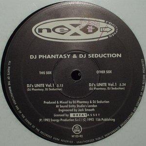 Image for 'DJs Unite aka DJ Phantasy & DJ Seduction'