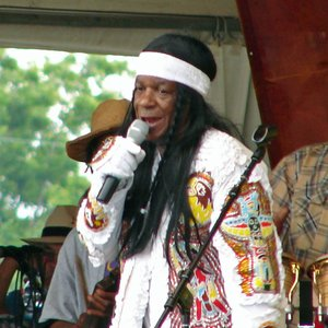 Bild för 'Big Chief Monk Boudreaux & The Golden Eagles'