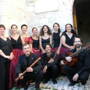 Image for 'Ensemble Arianna, Marie-Paule Nounou, Stephan Dudermel, Myriam Cambreling, Géraldine Roux, Jean-Paul Talvard, Bruno Helstroffer'