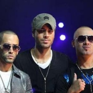Image for 'Wisin & Yandel & Enrique Iglesias'