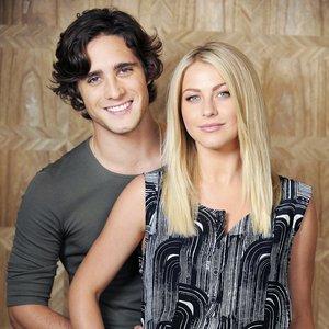 Image for 'Julianne Hough & Diego Boneta'