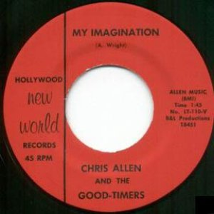 Image for 'Chris Allen & The Good-Timers'