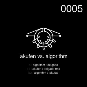 Image for 'Akufen & Algorithm'