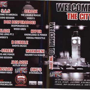 Bild för 'Welcome to the City'