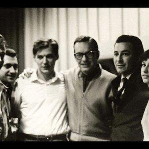 Image for 'Stan Getz, Antônio Carlos Jobim, João Gilberto & Astrud Gilberto'