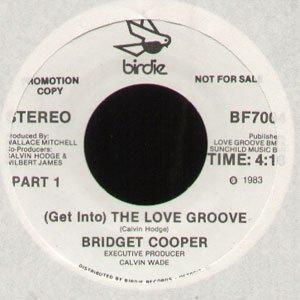 Image for 'Bridget Cooper'