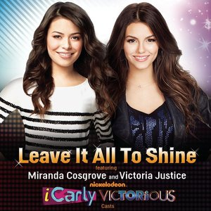 Image for 'Miranda Cosgrove & Victoria Justice (iCarly & Victorious Casts)'