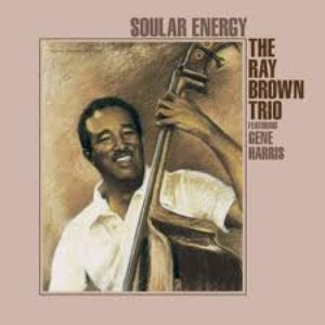 Image for 'Ray Brown Trio with Gene Harris'