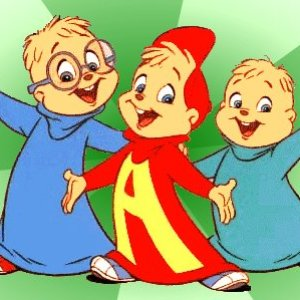 Image pour 'The Chipmunks'