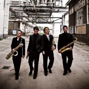 Bild för 'Artvark Saxophone Quartet'