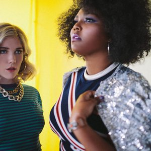 Image for 'Lizzo and Caroline Smith'
