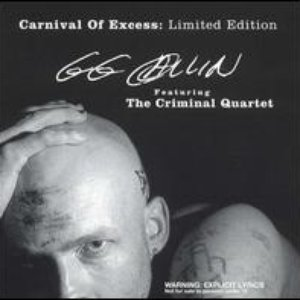 Image for 'G.G. Allin & the Criminal Quartet'