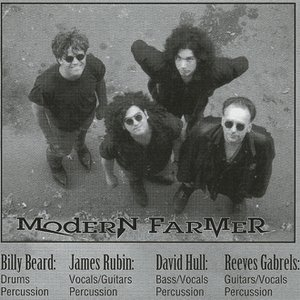 Image for 'Modern Farmer'