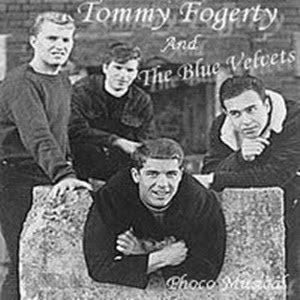 Bild für 'Tommy Fogerty & The Blue Velvets'