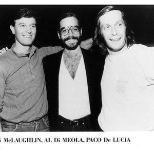 Imagen de 'John McLaughlin;Al Di Meola;Paco De Lucia'